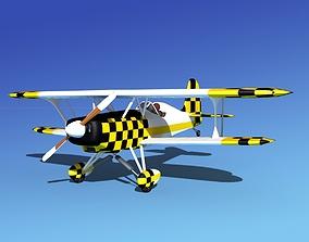Stolp Starduster SA100 V19 3D model