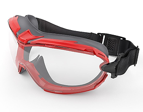 Safety glasses for worker manufacture 3D model