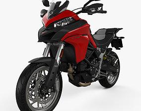 3D model Ducati Multistrada 950 2018