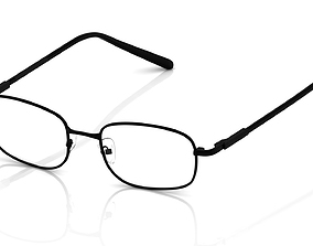 wear Eyeglasses for Men and Women 3D print model