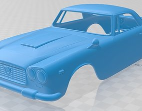 Lancia Flaminia GT 3C 1963 Printable Body Car