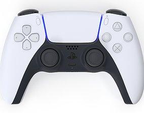 DualSense Controller 3D model