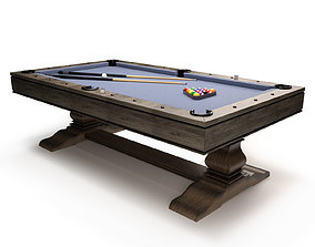 sports 3D Pool table