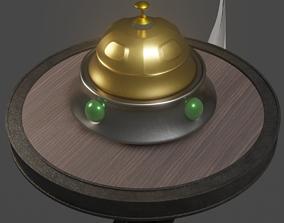3D model Final Fantasy XIV Summoning Bell