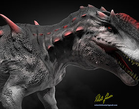 3D model Ultimate Hybrid Dinosaur