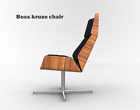 3D Boss kruze chair