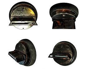 Tank headlight 3D