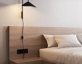 Ferm Living Arum Wall Lamp 3D
