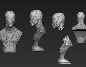 man 3D print model Spider Man