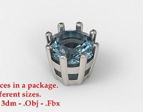 Jewelry 3D print model 9