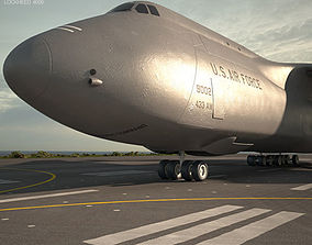 Lockheed C-5 Galaxy 3D