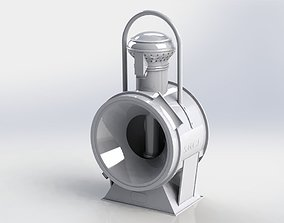 SNCF Lamp 3D print model