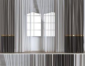 3D Curtains 7