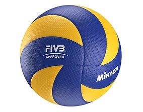 3D model Mikasa MVA200 volleyball