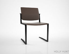 Holly Hunt Shadow dining chair 3D