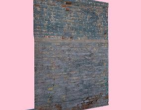 3D Cool Brick Wall
