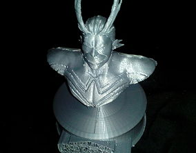 academia My Hero Academia All Might Bust 3D Printable