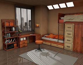 Children room 3D