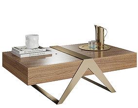 Tonin Casa Matrioska coffe table 3D model