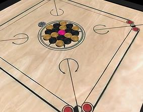 3D Carrom board