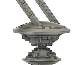 tau 3D print model Wargaming Proxy Shielding Drone