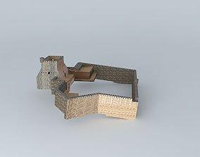 Kazarma Fortress 3D