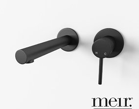 MEIR BLACK SET 04 3D model