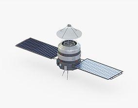 3D asset Satellite