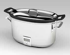 3D AllClad Pressure Cooker