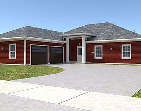 3D model House-129