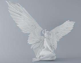 3D print model Evil angel 014