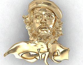 Che Guevara 3D print model