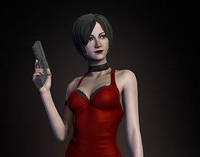 3D printable model Ada Wong Resident Evil