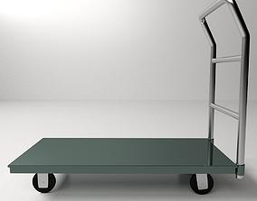 Platform Hand Truck 3D model