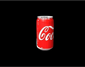 3D Cola can colacan
