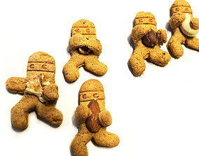 3D print model Thief - Gingerbread cutter