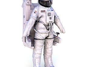 space suit 3D