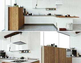 3D Kitchen Cucine Stosa Infinity Diagonal 12 furniture