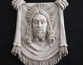 3D printable model Jesus holy
