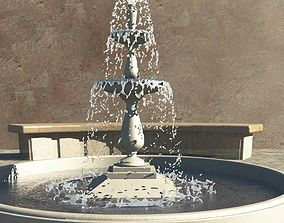 3D Forester Demonstration Realflow Fountain
