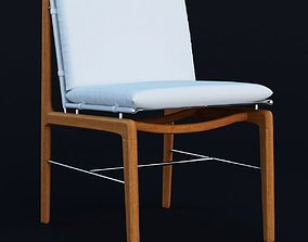 Finn Dining Chair 3D