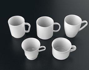 3D model Mug Collection 01