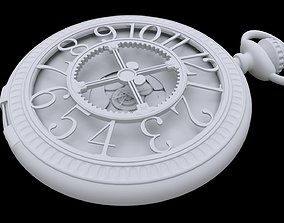 3D Pocket Watch