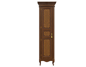 classic cabinet 03 01 3D veneer
