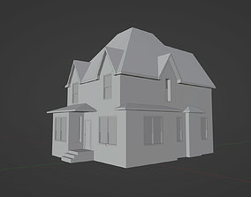 blenderhouse house 3D