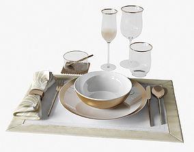 Tableware 06 3D model