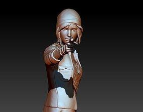 Chloe Price 3D print model