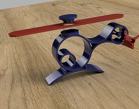3D print model Helicopter child