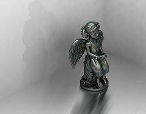 3D printable model Angel 1