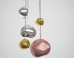 TOM DIXON MELT BALL PENDANT 3D
